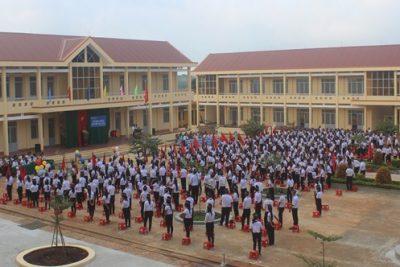 Huyện Cư M'gar chuẩn bị tốt mọi điều kiện đón chào năm học mới 2017-2018
