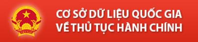 Cơ sở dữ liệu TTHC