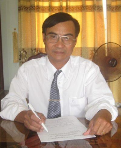 Ông Trần Đình Đào