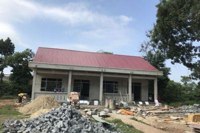 Huyện Cư M'gar: Chỉnh trang cơ sở vật chất chuẩn bị năm học mới