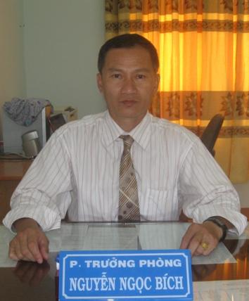 Ông Nguyễn Ngọc Bích