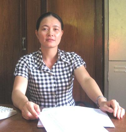 Bà Nguyễn Thị Trí