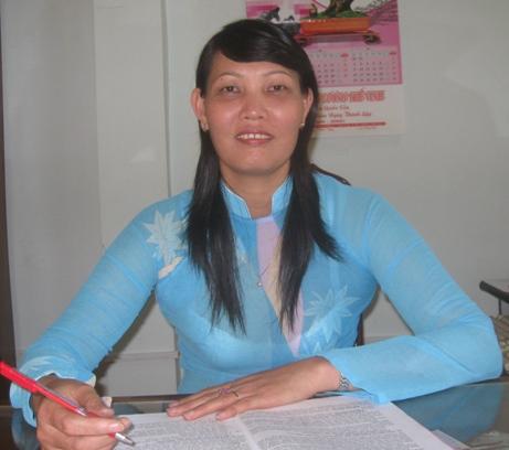 Bà Nguyễn Thị Trường